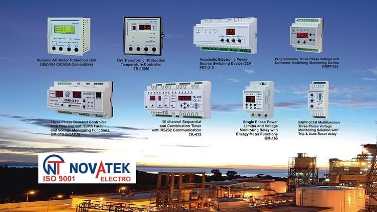 Η ΑΓΓΕΛΙΔΗΣ ΑΕΒΕ επίσημη αντιπρόσωπος της NOVATEK ELECTRO σε Ελλάδα και Κύπρο!