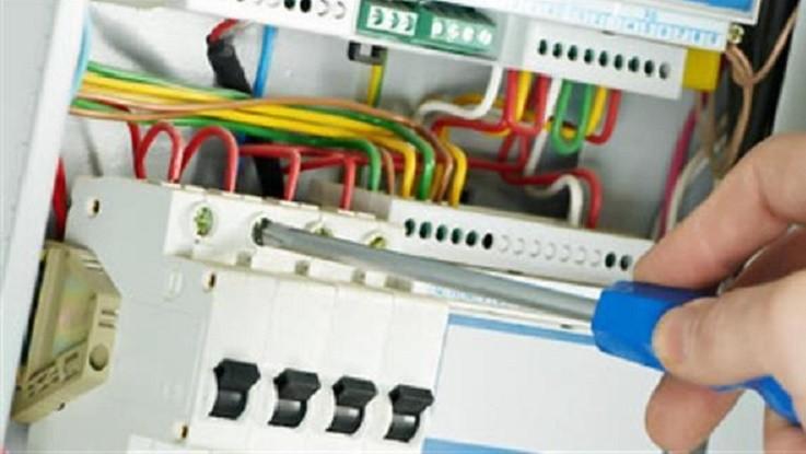 Η ηλεκτρολογική ανακαίνιση των κτηρίων