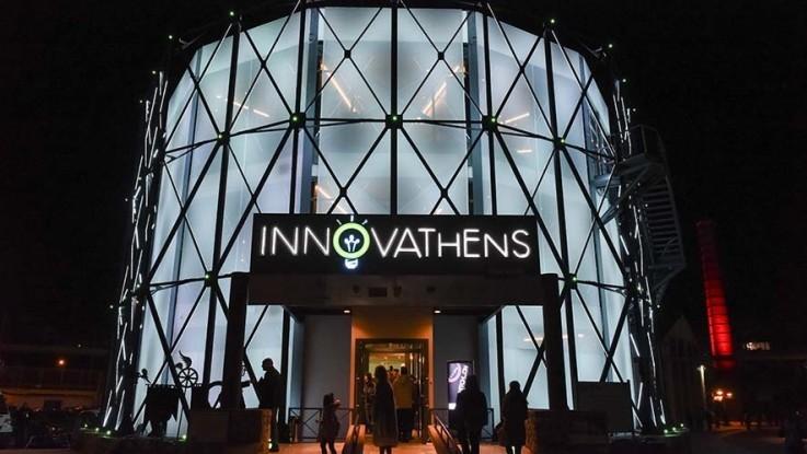 H KΑΛΥΒΗΣ ΑΕ & η HEC ΑΓΓΕΛΙΔΗΣ ΑΕΒΕ παρουσιάζουν την Liftup στο INNOVATHENS powered by Samsung στην Τεχνόπολη Δήμου Αθηναίων
